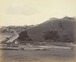 Bellary Rock and Fort